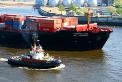 navios carregando contêineres com o Código do brasil correio internacional